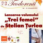 Festivalul Teodorenii, Iași, 24-26 noiembrie 2016 - Sărbătoarea genurilor literare