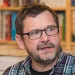 Bogdan Hrib — scriitor, editor, jurnalist, director al editurii Tritonic