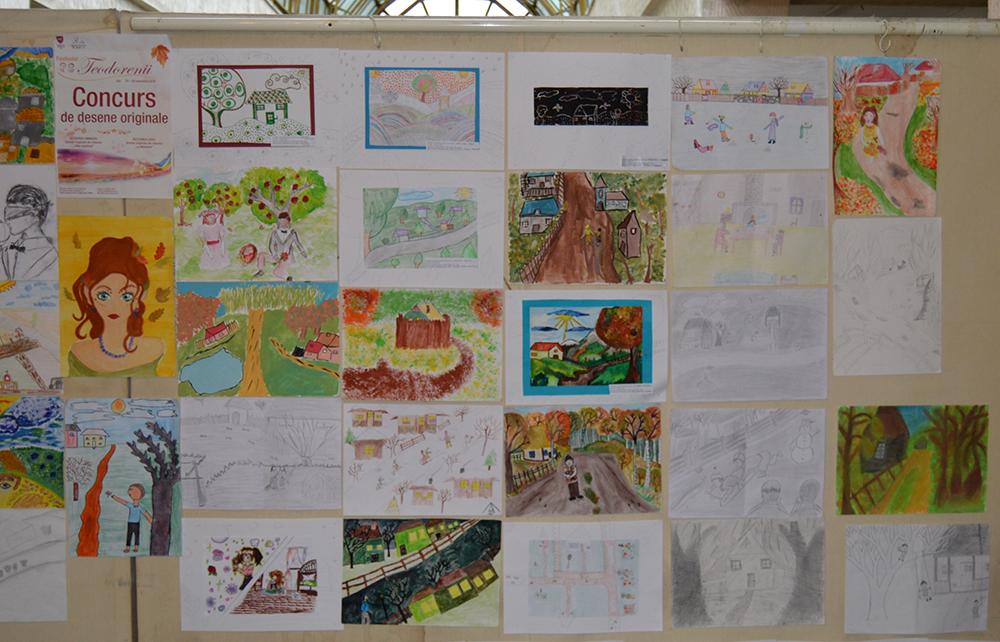 Concurs de desene dedicat scrierilor lui Ionel Teodoreanu
