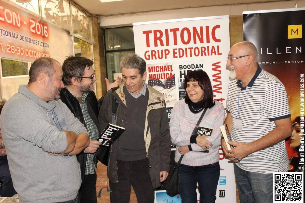 """""""Tritonic SF & Fantasy Time"""""""