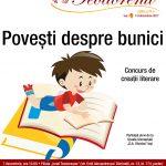 """""""Povești despre bunici"""": concurs de creații literare"""