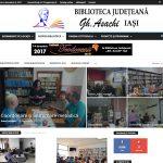 Lansarea noului site www.bjiasi.ro