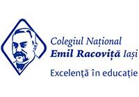 """Colegiul Național """"Emil Racoviță"""" Iași"""