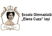 """Școala Gimnazială """"Elena Cuza"""" din Iași"""