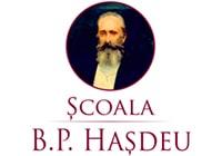 """Școala Gimnazială """"B. P. Hasdeu"""" din Iași"""