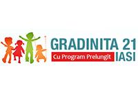 Grădinița cu program prelungit nr. 21 din Iași