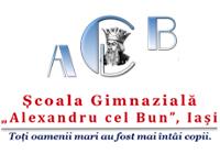 """Școala Gimnazială """"Alexandru cel Bun"""" din Iași"""