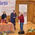 Festivitata de decernare a unor premii dedicate mediului literar, editorial și biblioteconomic ieșean