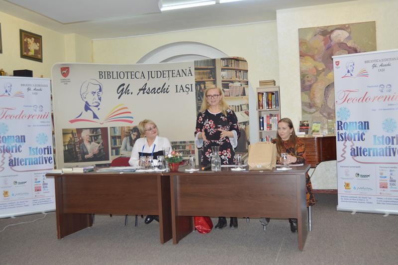 """Premierea câștigătorilor Concursului de traducere și retroversiune """"Istorii alternative"""""""